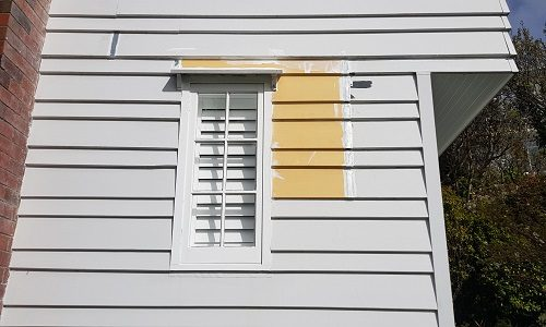 Ngaio rotten weatherboards