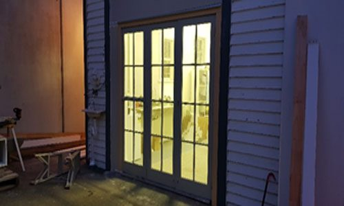 Rongotai French Door